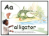 phonic alligator